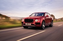 الصورة 1 – Bentley Bentayga V8