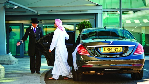 Heathrow VIP Car_X