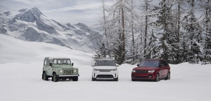 LAND ROVER ANNOUNCES 70TH ANNIVERSARY CELEBRATIONS (2)